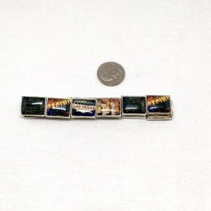 Jewelry - Vintage Las Vegas Resin Stretch Bracelet